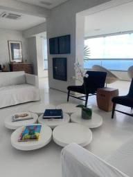 Apartamento vista mar, 4 suítes - Corredor da Vitória