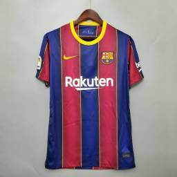 Camisa do Barcelona original ideal pra adolescente