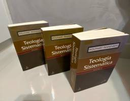Teologia Sistemática - 3 volumes