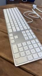 Teclado usb apple