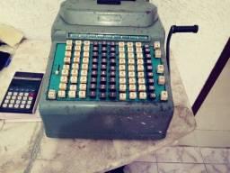 maquina calcular antiga