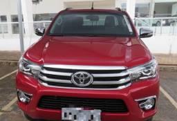 Toyota hillux SRV 2016 valor:139.000 mil a vista