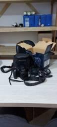 Camera semi profissional Lumix FZ60