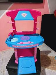 Cozinha infantil da Barbie Nova