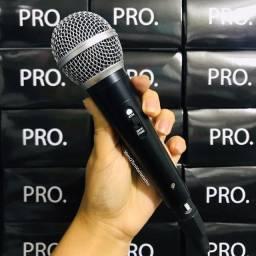 Microfone profissional SM-58