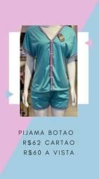 Pijama Botão