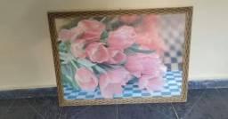 Título do anúncio: Quadro de rosas