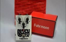 Pedal punch box