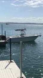 Lancha fishing 26,5 baixei o valor pronta para o verão - 2008