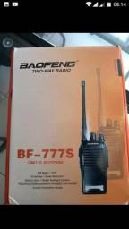 Par de rádio comunicador profissional