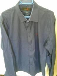 Camisa social masculina nunca usada ( marca reserva ) tamaanho GG ( $40 )