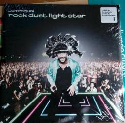 LP Jamiroquai - Rock Dust Light Star - Duplo Lacrado - Novo