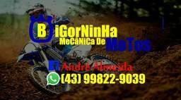 BiGorNinHa Mecânica de Motos