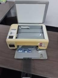 Impressora multifunciona HP jato de tinta