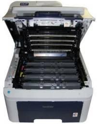 Impressora Multifuncional Brother 9010 colorida