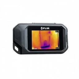 Câmera Térmica Profissional de Bolso - C2
