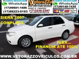 Fiat siena 2007 1.0 mpi fire 8v flex 4p manual - 2007