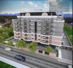 Apartamento com 2 dormitórios à venda, 62 m² por R$ 349.113 - Costa e Silva - Joinville/SC