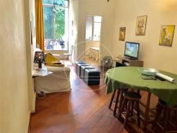 Apartamento à venda com 2 dormitórios em Copacabana, Rio de janeiro cod:608465