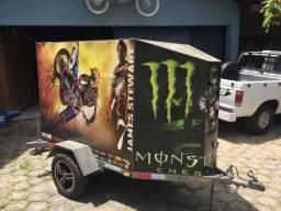 Trolete Para Motocross e Trilha