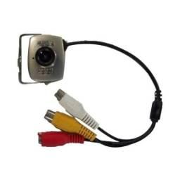 Mini Câmera De Vigilância Com Infravermelho E Som comprar usado  Rio de Janeiro