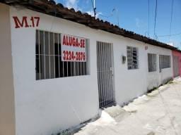 Alugo casas em Prazeres à partir de R$ 300 1 qt R$ 400 2 qts e a partir de 500 com 3 qts