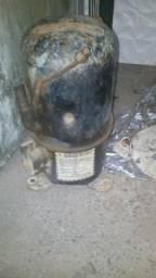 Motor de frizer industrial