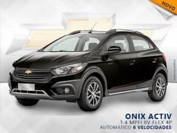 CHEVROLET ONIX 1.4 MPFI ACTIV 8V FLEX 4P AUTOMÁTICO - 2019