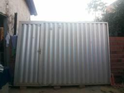 Vendo portão de alumínio 1.000