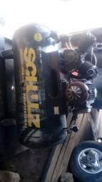 Compressor 10 pés 200 libras