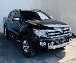 Ranger Limited FLEX 2015 - R$ 30.000 Entrada - Liberada - 2015