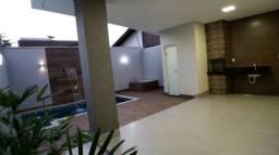 Casa 3 Quartos, 153 m² c/ lazer na 205 Sul