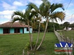 Velleda oferece sítio 2 hectares, casa ampla, com 2 açudes, 4 km da RS040
