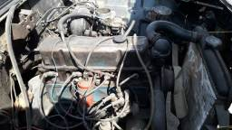 Motor opala 4c completo