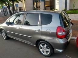 Honda fit lxl. 1.4 automático 2007 CVT - 2007