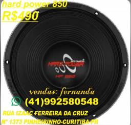 Hard power 850