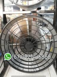 Usado, Exaustor Industrial 50 cm Ventisol Axial comprar usado  Brasília