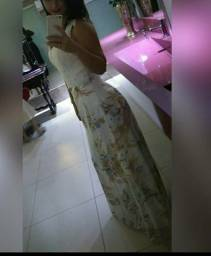 Vendo vestido usado