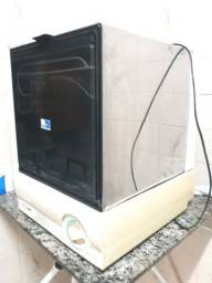 Lava-louças Enxuta automática 127 v