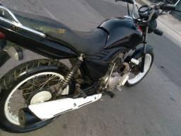 Moto Honda ks 125 2011 pedal