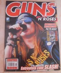 Revista Guns N' Roses