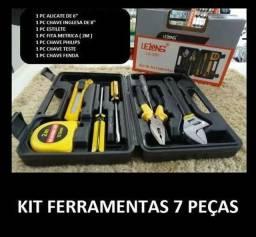 Kit de ferramentas lelong 7 peças