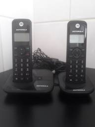 Telefone Motorola com ramal