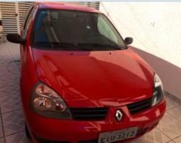 Clio 2009. Único dono. NF. 116mil km original