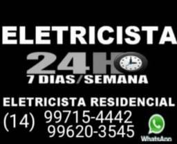 Eletricista 24 Horas BAURU