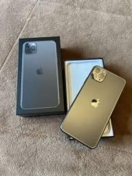 iPhone 11 Pro Max 256GB- 2 meses de uso