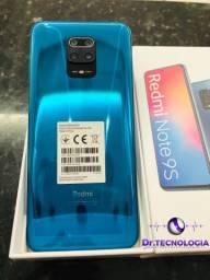 Xiaomi redmi note 9 de 128 gigas, a pronta entrega, cartão até 12x