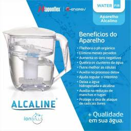 Aparelho Alcalino Purificador de Água Nipponflex