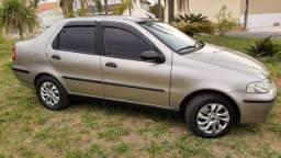 Siena ELX 1.3 fire 2002 - pneus novos - -