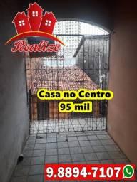 Casa próximo ao Cemitério Gavião- Centro